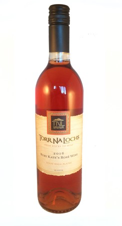 2016 Ruby Kate's Rosé Wine Image